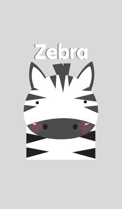 Simple zebra theme v.2