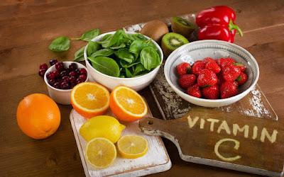 Vitamin C untuk kesehatan