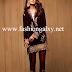 Sania Maskatiya Winter Luxury Pret & Formal Velvet Suits 2017