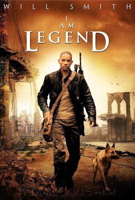 Sinopsis film I Am Legend (2007)