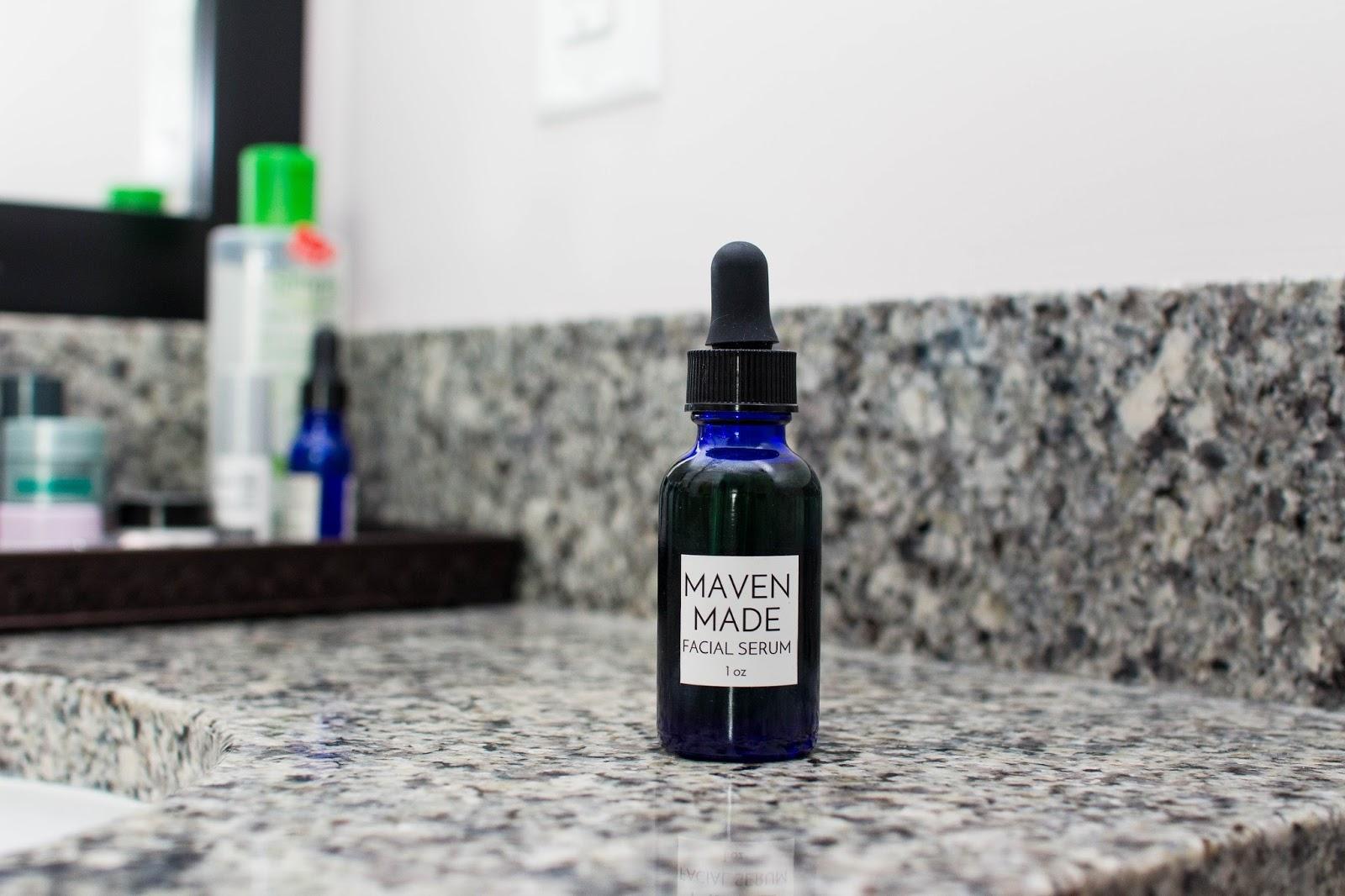 Maven Made Facial Serum skin perfecting serum |  | A.Viza Style