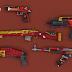 Pack Armas de Natal