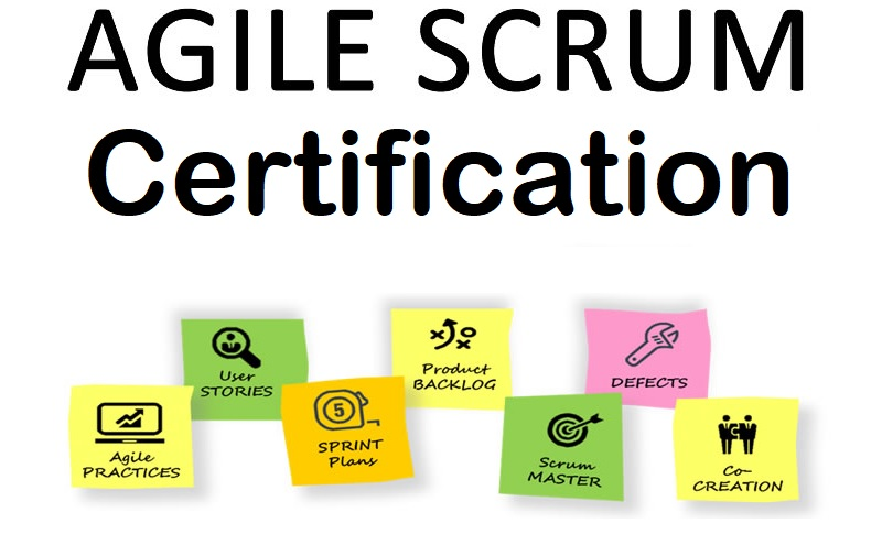Professional Agile Scrum Certification