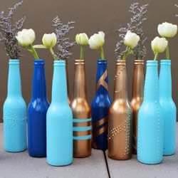 Aneka Kerajinan Tangan Dari Botol Bekas 3