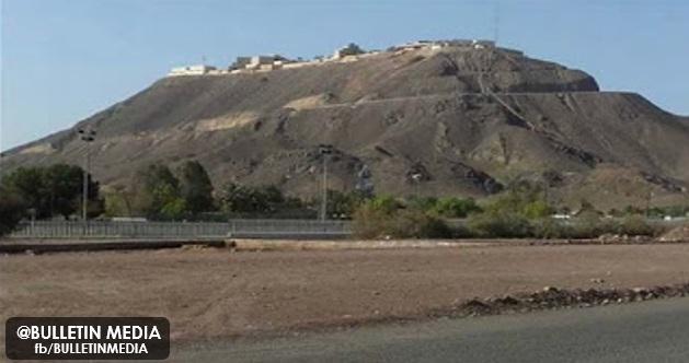 Dunia AKHIR ZAMAN !!! Inilah Istana Dajjal Di Jabal Habshi !!!