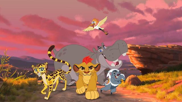 """KARYA HEBAT DISNEY, """"THE LION KING"""" MENERUSKAN KESINAMBUNGANNYA DENGAN """"THE LION GUARD: RETURN OF THE ROAR"""", SEBUAH RANCANGAN FILEM TELEVISYEN YANG AKAN DITAYANGKAN PADA 20 MAC, 11 PAGI DI SALURAN DISNEY DI MALAYSIA"""