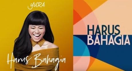 Yura Yunita, Pop, 2018,Download Lagu Yura Yunita - Harus Bahagia Mp3 (4,32MB) Single Terbaru 2018