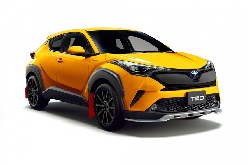 2016 - [Toyota] C-HR - Page 7 Ext_yellow2-850x567
