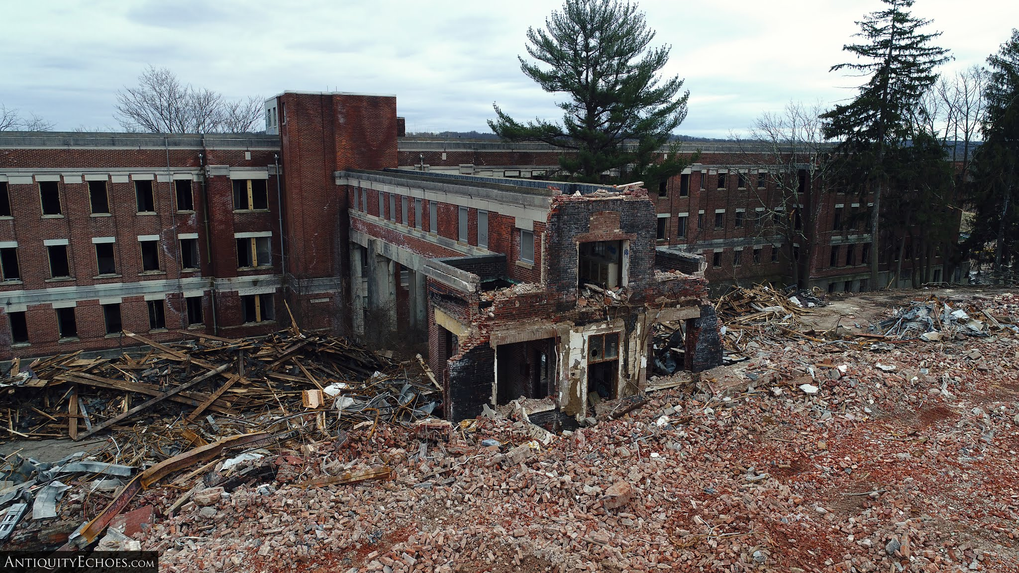 Overbrook Asylum - The Skyway, Cut Off