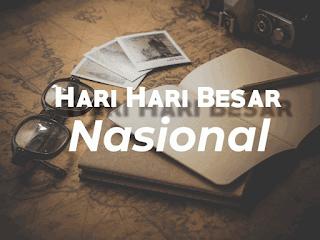 hari besar nasional di indonesia