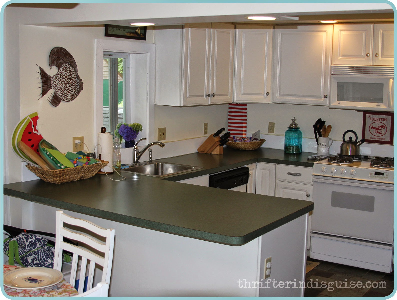 Updating Laminate Countertops