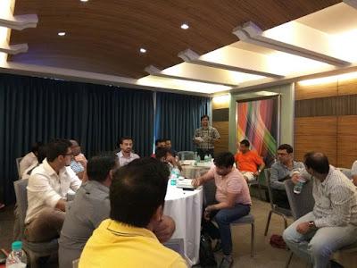 Peaceful Investing workshop, Value Investing workshop Mumbai, Dr Vijay Malik Dr Stock Workshop