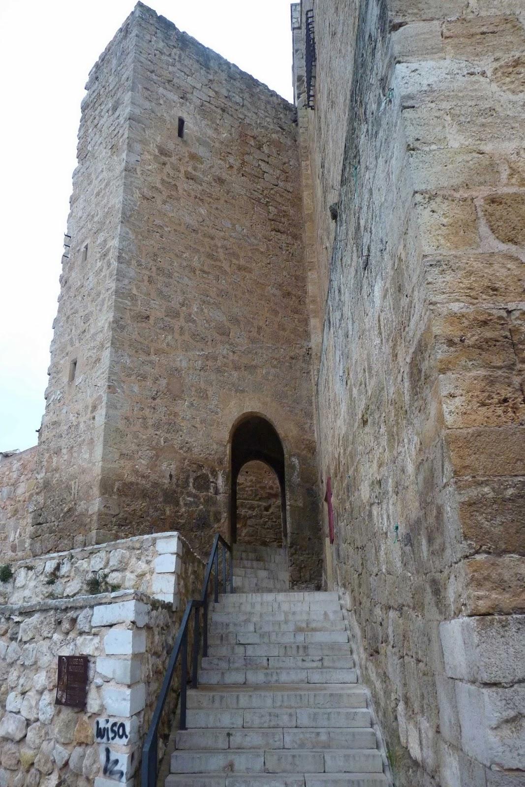 Torre del Homenaje de Requena.