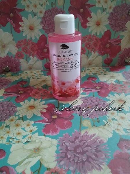 Kosmetycznie: Czy polubiłam się z różanym tonikiem?