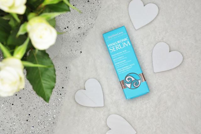 Serum z kwasem hialuronowym Gly Skin Care.