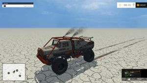 Race truck (version 0.5 BETA)