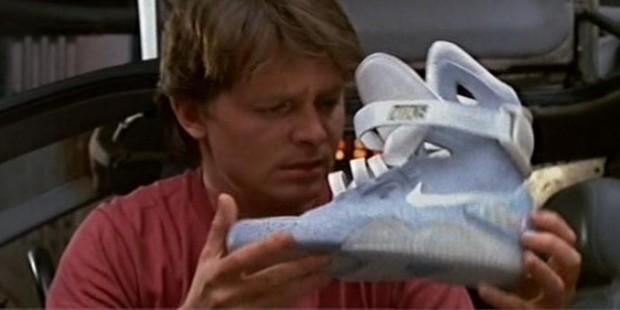 Aberto até de Madrugada: Nike de Regresso ao Futuro