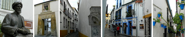 Juderia de Córdoba (antigo bairro judeu)