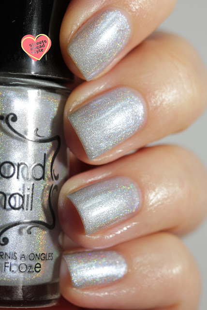 Beyond the Nail Ghost of Christmas Present swatch by Streets Ahead Style