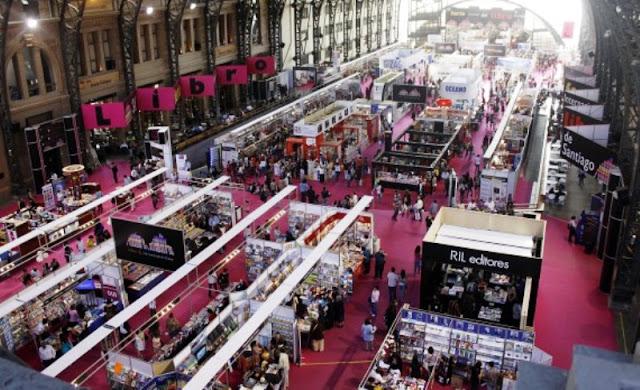 Feira Internacional do Livro de Santiago (FILSA)