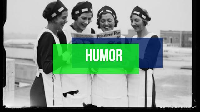 Entradas de Libros de Humor