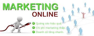 Hãy làm marketing online cho hoạt động kinh doanh doanh online của bạn