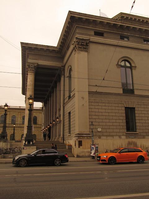 O Teatro Nacional de Munique O que fazer em Munique, Alemanha