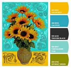 Planning Kitchen Colors