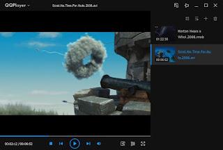 برنامج, مشغل, الفيديو, والصوت, الإحترافى, كيو, كيو, بلاير, QQ ,Player