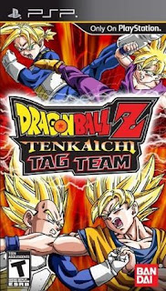 ROM PSP Dragon Ball Z Tenkaichi Tag Team Mod Ultra v6 Beta ISO CSO PPSSPP/PSP Android
