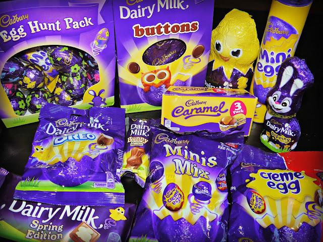 Cadbury, Easter