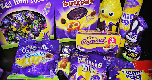 Nothing says Easter like Cadbury