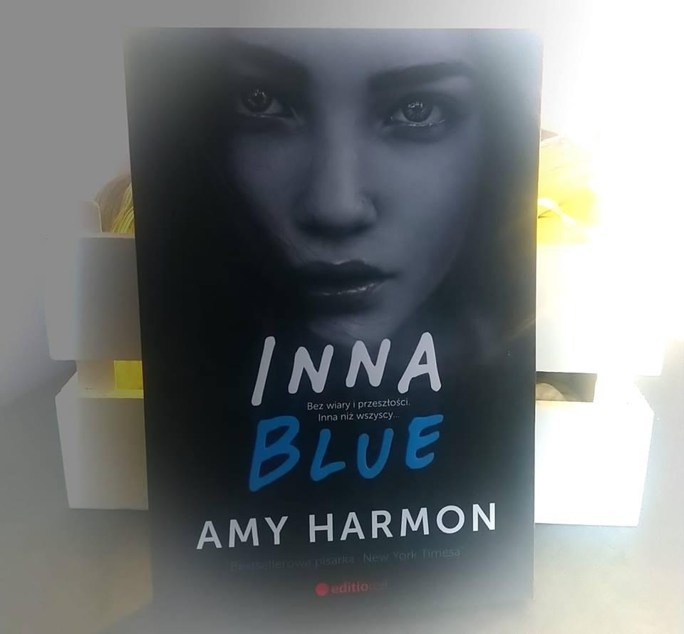 Amy Harmon - Inna Blue - Wydawnictwo Editio Red - Recenzja