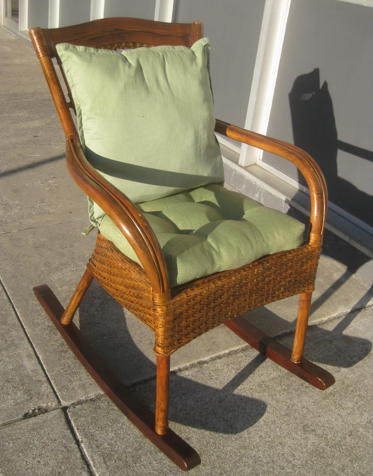 rocking chairs for nursery south africa pottery barn child chair covers uhuru furniture and collectibles sold 120