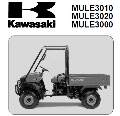 Kawasaki Mule Owner S Manual