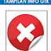 99 Solusi Info GTK Tidak Valid