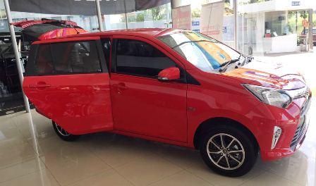 Promo Kredit Toyota Calya Terbaru 2018