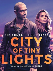 City of Tiny Lights Poster