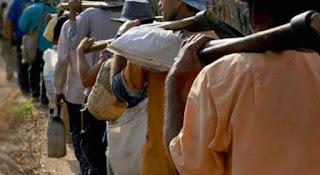Trabalhadores são resgatados em situação análoga à escravidão no Sertão da PB