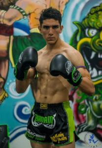 Iván Valenzuela Muaythai Mexico