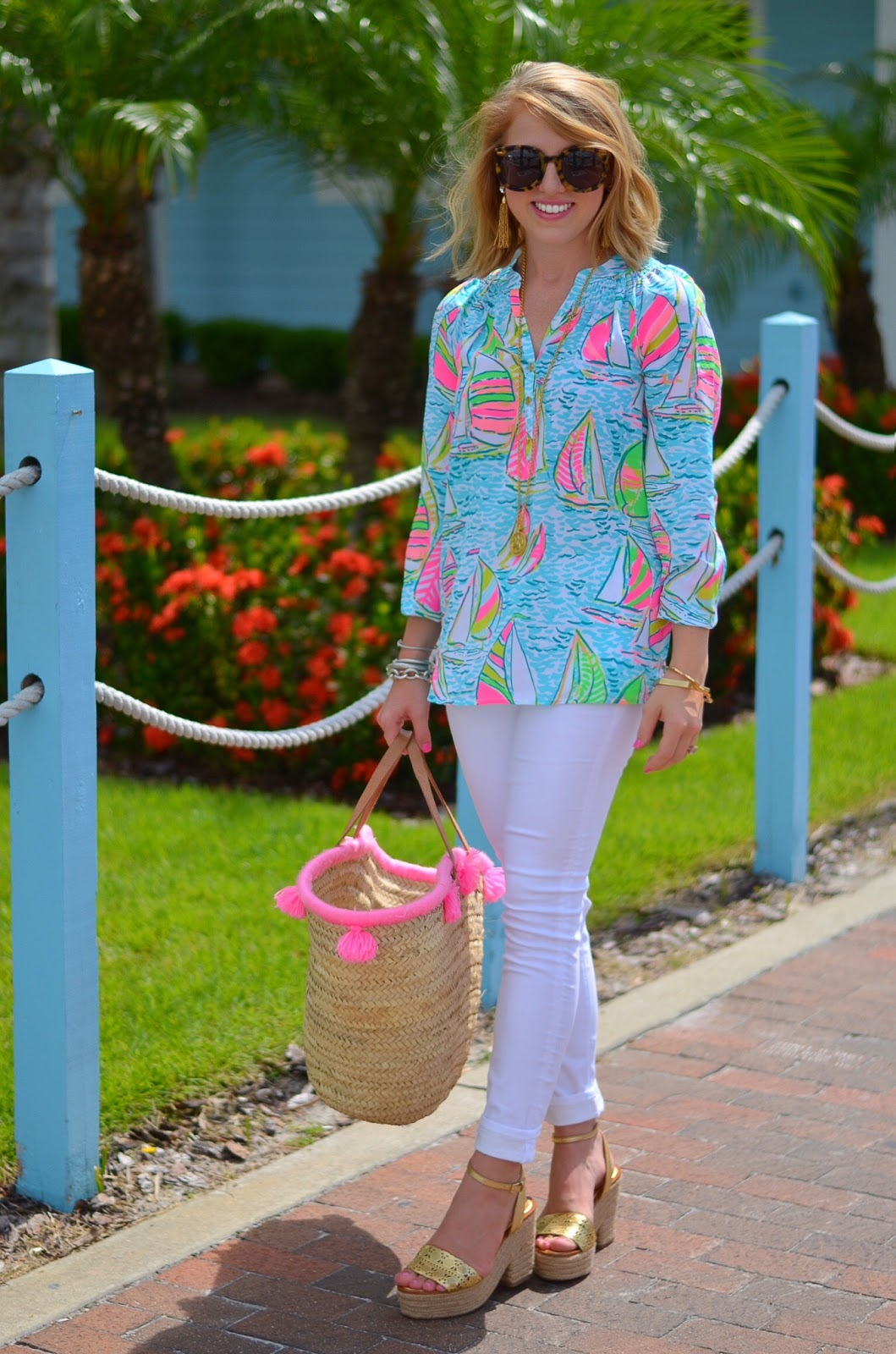 Lilly Pulitzer You Gotta Regatta
