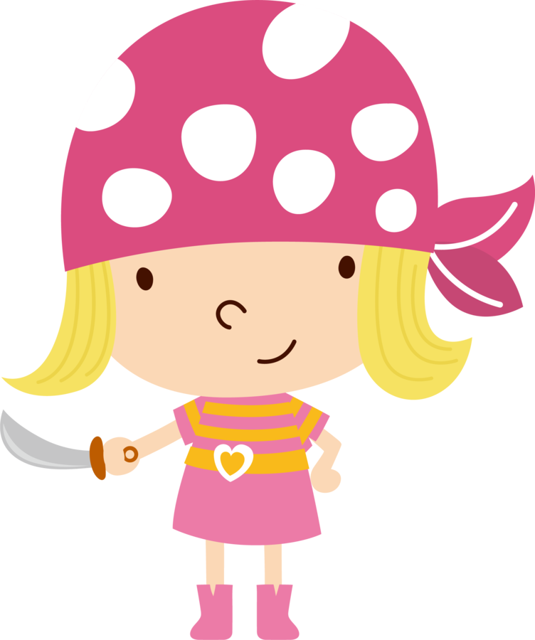 Pirate Babies Clip Art. - Oh My Baby!