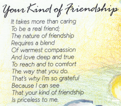 Happy Friendship Day Poems for Boyfriend in English