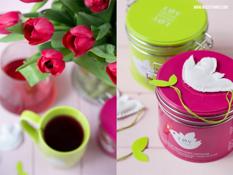 Teebeutel nähen in Vogelform als Ostergeschenk Geschenkidee Ostern DIY