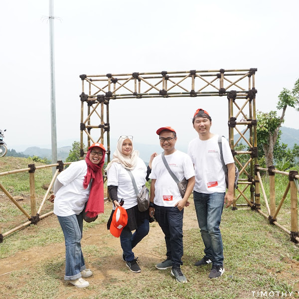 Community Investment Prudential di Desa Mulyasari, Bogor