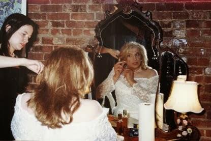 Gay Cross-dresser bride