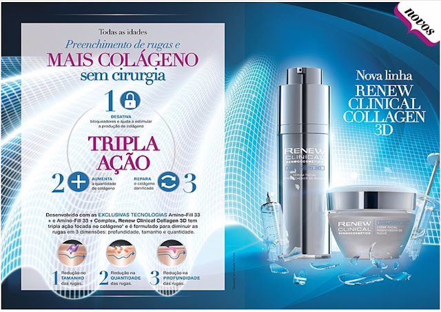 avon renew clinical collagen 3d