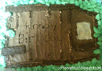 Magic Treehouse Cake