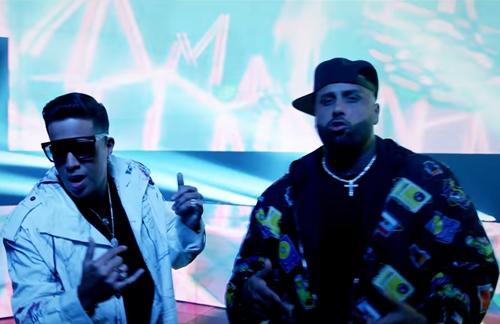 Sube La Music | De La Ghetto & Nicky Jam Lyrics