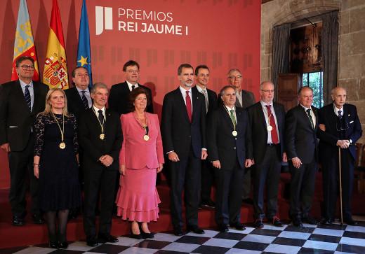 Premios Jaume I 2018